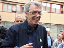 Massimo Moratti, 70 anni, proprietario e presidente dell'Inter dal 1995 al 2013. Omnimilano