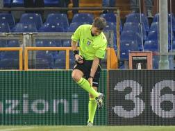 Nicola Rizzoli, 44 anni, arbitro della sezione di Bologna. LaPresse