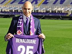 Yohan Benalouane, 28 anni, difensore ex Atalanta e Leicester. Ansa