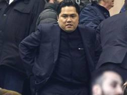Erick Thohir, 45 anni. LaPresse