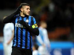 Mauro Icardi, 22 anni. Ansa