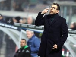 Eusebio Di Francesco, 46 anni. Ansa