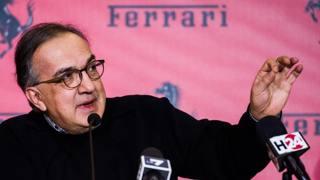 Sergio Marchionne, 63 anni, presidente della Ferrari. LaPresse