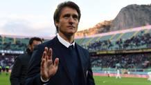 Guillermo Barros Schelotto, 42 anni, ex allenatore del Palermo. Getty Images