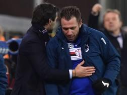 Vincenzo Montella, 41 anni e Antonio Cassano, 33. Getty