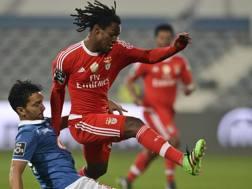 Renato Sanches, 18enne centrocampista del Benfica. Afp
