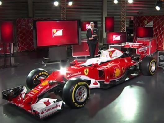 La nuova Ferrari per il Mondiale di F1 2016