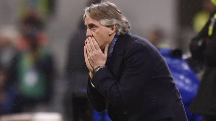 Roberto Mancini, 51 anni. Ansa