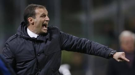 Massimiliano Allegri. Ap