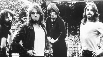 La band dei Pink Floyd. Omega