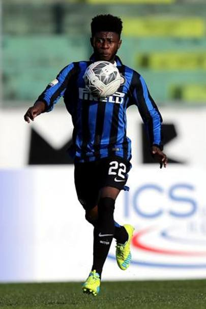 Samuel Darko Appiah, autore del 4-0. Getty Images