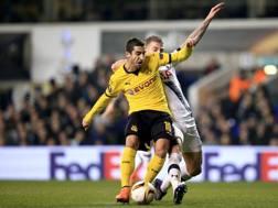 Il trequartista del Borussia Dortmund Mkhitaryan, 27 anni. Lapresse