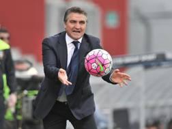 Luigi De Canio, 58 anni, allenatore Udinese. LaPresse