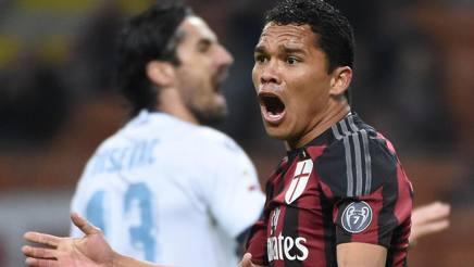 Carlos Bacca, 14 gol in campionato. Ansa