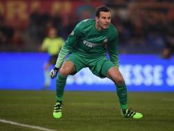 Samir Handanovic, 31 anni. Getty