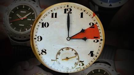 Nella notte tra sabato 26 e domenica 27entra in vigore l'ora legale, durer� fino al 30 ottobre (Ansa)