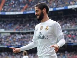 Isco, 23 anni, centrocampista del Real Madrid. Getty