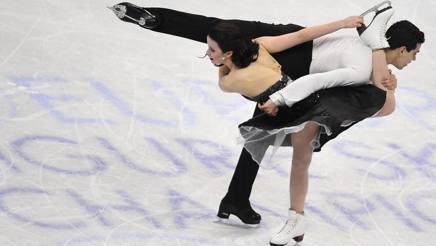Anna Cappellini e Luca Lanotte AFP