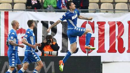 Video: Carpi vs Sassuolo