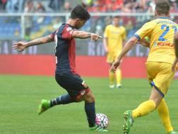 Il primo gol di Suso. Ansa