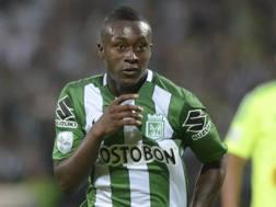 Marlos Moreno, 19 anni, dell'Atletico Nacional, ha gi� segnato 3 gol in Libertadores. Ap