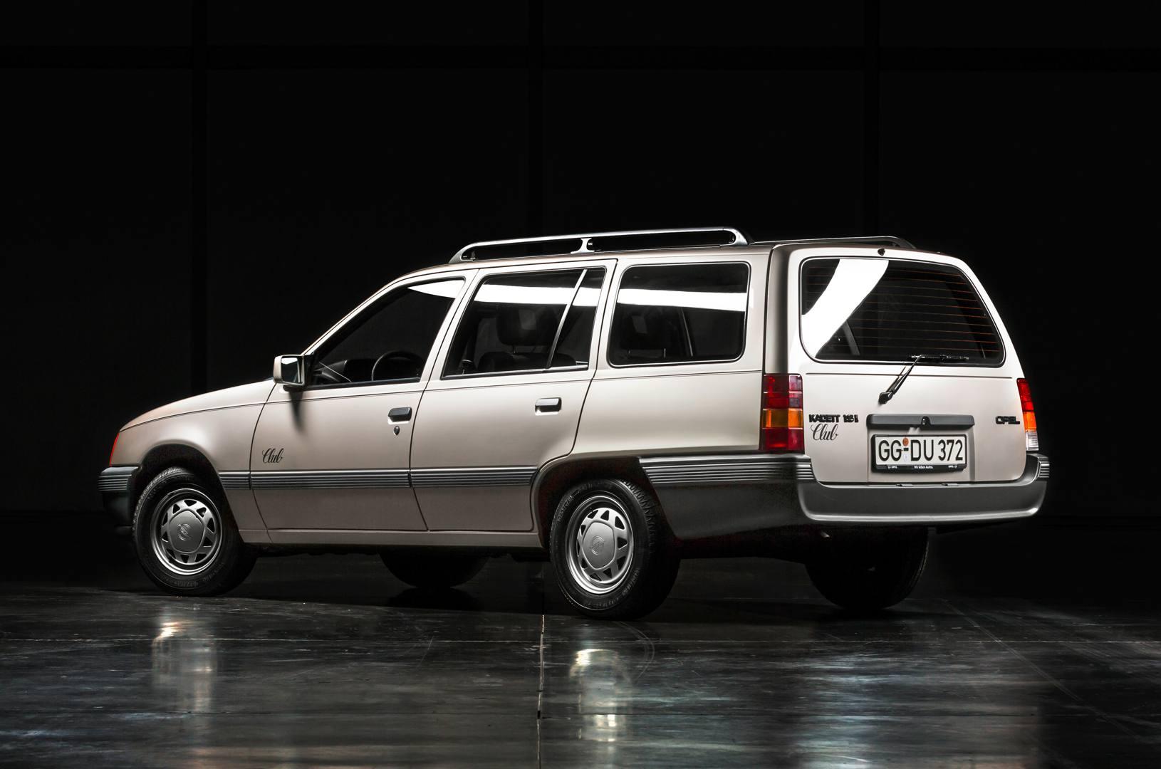Dalla Kadett All Astra Le Familiari Opel La Gazzetta