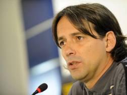 Simone INzaghi, 40 anni. LAPRESSE