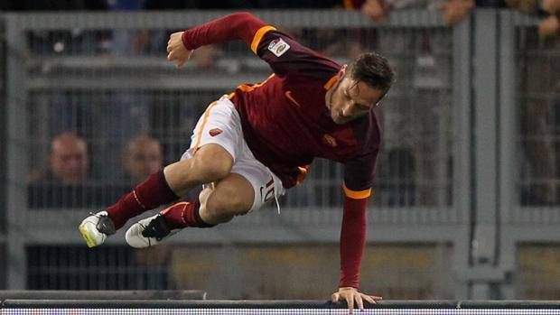 Francesco Totti, 39 anni. Getty Images
