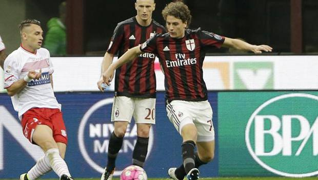 Milan carpi esordio per il 18enne locatelli for Locatelli milano