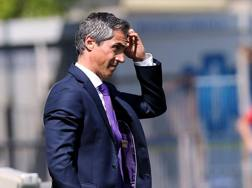 Paulo Sousa, prima stagione alla guida della Fiorentina. Getty