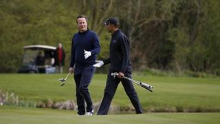 Obama perde con Cameron e non ci sta...