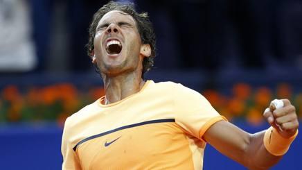 Rafael Nadal, 29 anni. Ap