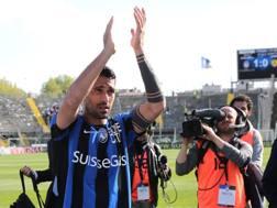 Marco Borriello, 33 anni. LaPresse