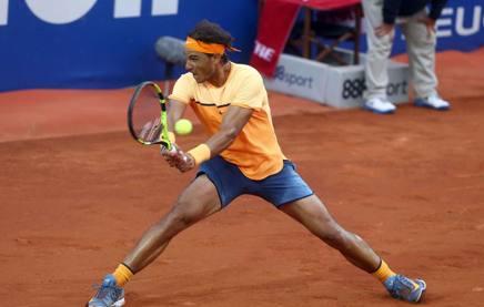 Rafa Nadal, 29 anni LAPRESSE