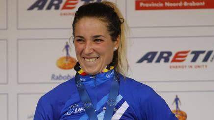 Lo scorso 7 novembre Femke Van Den Driessche � diventata campione europeo U23 di ciclocross. Bettini