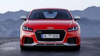 Quanto è cattiva la Audi TT RS
