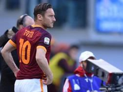 Francesco Totti, 39 anni. Ansa