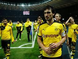Mats Hummels, 27 anni, da 8 al Dortmund. Afp