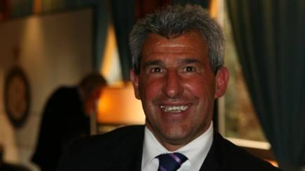 Salvatore Bagni, 59 anni, ex centrocampista dell'Inter dal 1981 al 1984