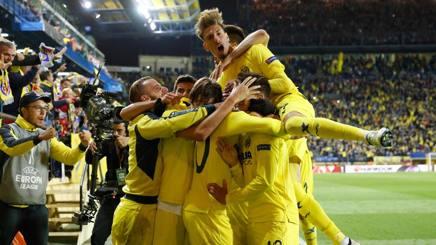 Festa grande nel finale per il Villarreal al Madrigal. Ap