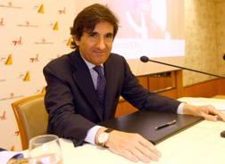 Urbano Cairo, 58 anni, presidente del Torino. Ansa
