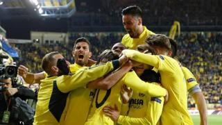 Europa League, tutte le emozioni del giovedì sera