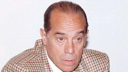Luis Su�rez Miramontes, 80 anni, attaccante dell'Inter dal 1961 al 1970. Ansa