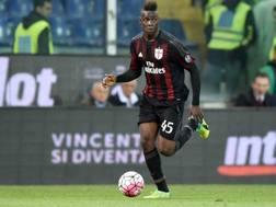Mario Balotelli, 25 anni, attaccante Milan. LaPresse