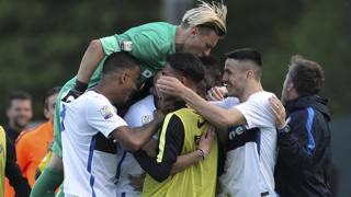 Inter, trionfo di Primavera