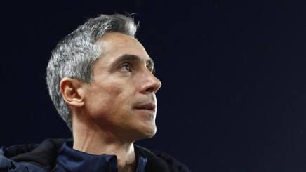 Paulo Sousa, 45 anni, allenatore Fiorentina. LaPresse