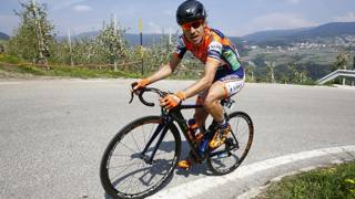 Damiano Cunego, 34 anni. Bettini