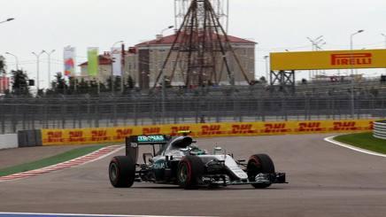 Nico Rosberg, leader del mondiale. LaPresse