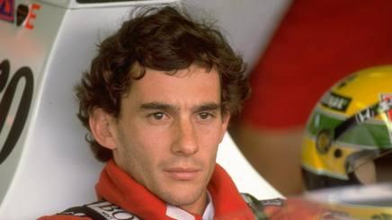 Il brasiliano Ayrton Senna, morto nel 1994 a 34 anni. Getty