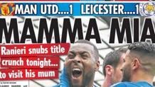 La prima pagina di Star Sport
